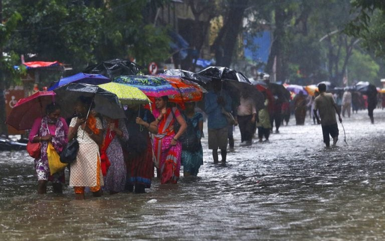 Mumbai records highest rainfall since 2005 in last 24 hours