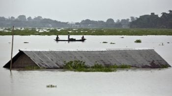 In pictures: Several parts of India flooded after heavy rains