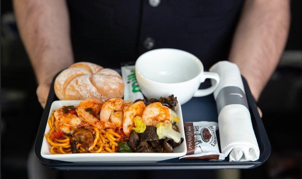 British Airways turns 100: A food history