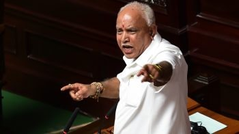 Yeddyurappa confident Monday will be last day of Kumaraswamy-led govt in Karnataka