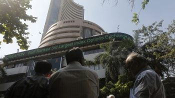 Markets at noon: Sensex, Nifty flat, midcaps outperform; Airtel, BPCL top gainers