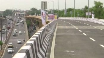Long-delayed Rao Tula Ram flyover opens to public, to ease connectivity to Gurugram, IGI airport