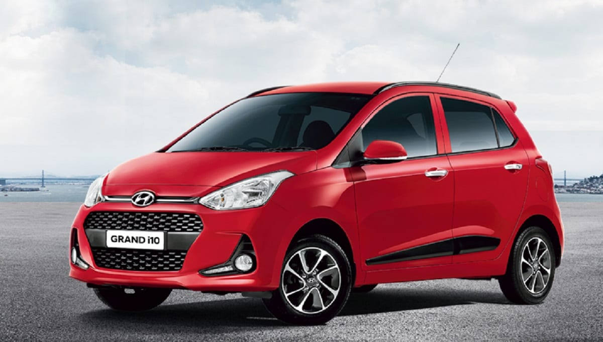 10: Hyundai Grand i10 saw its sales slump by over 26 percent. The model saw its sale decline from 6,907 in June to 5,081 in July. (Image Source: hyundai.com)