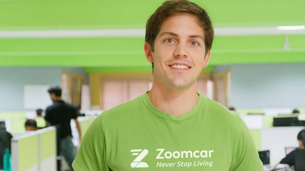 Zoomcar allows users to try electric vehicles at short-term rentals, says CEO Greg Moran