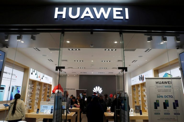 Huawei first-half revenue up about 30% despite US ban