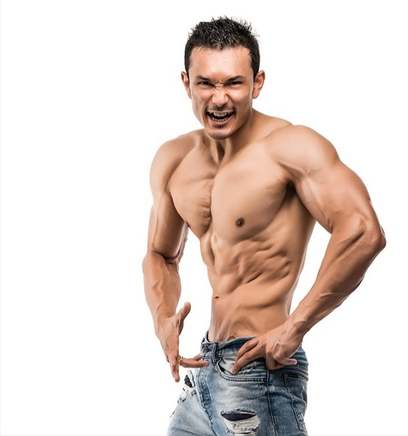 <strong>Jeet Selal -</strong>One of the most influential fitness professionals from across the globe. Other than being a health and fitness YouTuber, he is also a fitness entrepreneur and has founded his own brand, the 'Himalayan Stallion'.