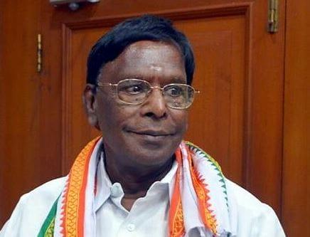 Puducherry assembly polls 2021: Straight fight between Congress and BJP alliances