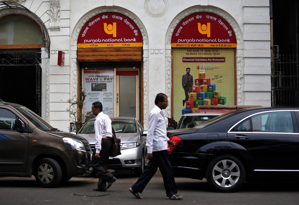 Punjab National Bank: Moody's has changed the outlook on PNB to positive from stable, but retained the local and foreign currency deposit ratings of PNB at Ba1/NP, which is a non-investment grade rating. An upward revision of outlook indicates a possibility of a ratings upgrade in the near future. (Image:REUTERS)