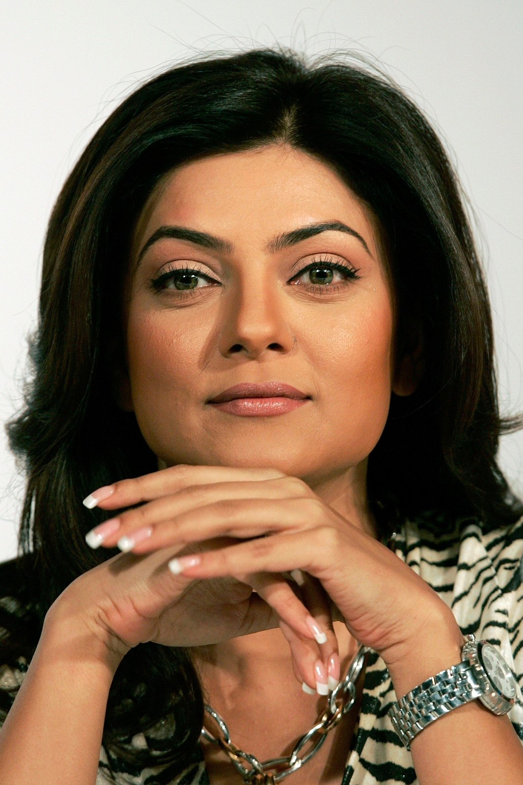 #10. Former Miss Universe and actor Sushmita Sen. Admiration Score: 4.52 percent. (Image: Reuters)