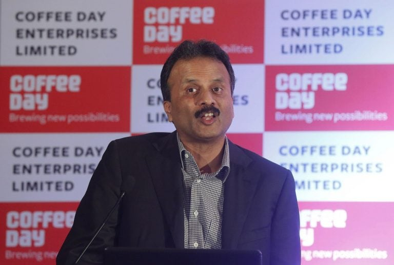 Cafe Coffee Day: G Siddhartha, the founder of India's largest coffee chain Cafe Coffee Day and who also owns Asia's single largest Coffee estate is reportedly missing from last evening. According to reports he got off from his car near a bridge across the river Nethravathi near Mangalore, about 375 KMs from Bengaluru, but did not return even after an hour. (Image: Reuters)