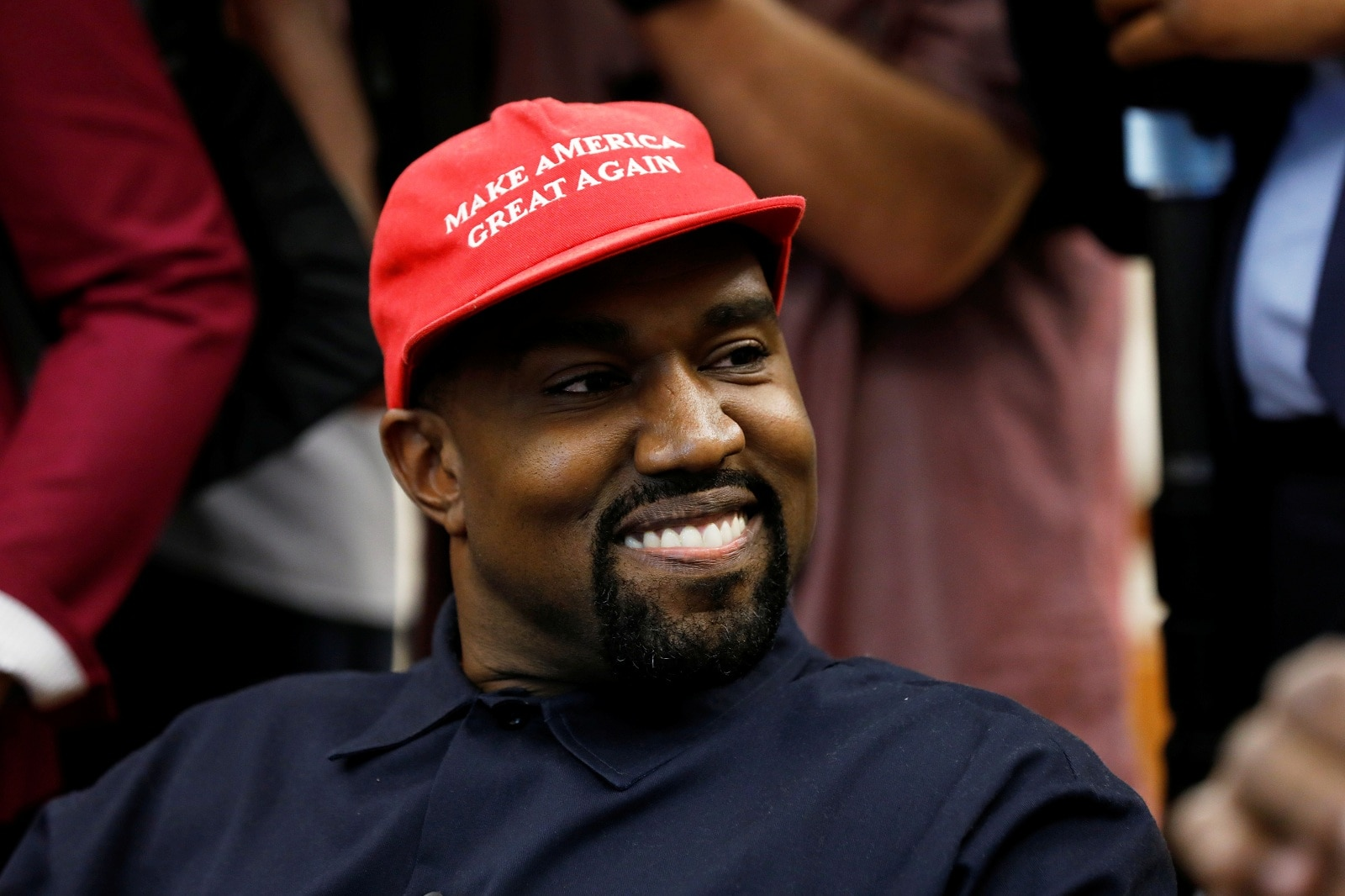 #3. Kanye West: Net Worth: $150 million. A majority of West's pay comes from his Yeezy sneakers in partnership with Adidas, which pays him a per-shoe royalty of 15 percent on wholesale. Yeezy has done an estimated $1 billion in sales over the past 12 months. Separately, West also cashes in on his Yeezy apparel line. He owns his brands outright. (Image: Reuters)