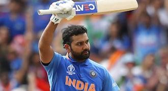 India vs England 4th Test Day 3: Rohit Sharma hits 8th Test century; India 199-1