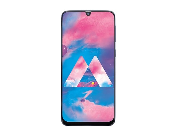 Samsung Galaxy M30-Powered by latest Exynos 7904 processor, Galaxy 'M30' comes with 4GB RAM-64GB internal memory variant. The device also comes with a 6GB-128GB variant.