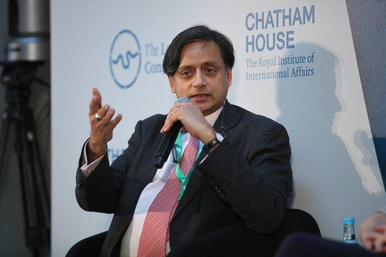Triumph of Hindutva movement would mark end of 'Indian idea': Congress leader Shashi Tharoor