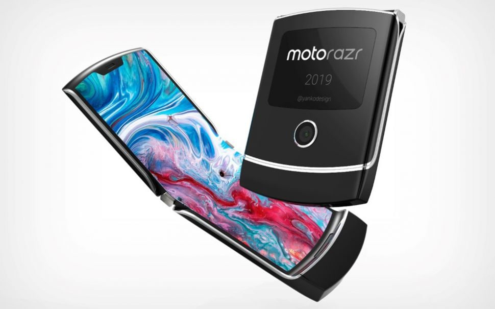 7. Motorola Razr: In February, the Wall Street Journal said that Motorola may come back with its Razr model but as a foldable phone. Given that Motorola didn't make a peep about the device during Mobile World Congress, and subsequently squashed all Razr-related rumors around the time of the budget G7 series' launch, we're not quite as certain when we'll actually see the device in the flesh — though the phone's appearance in a Bluetooth certification document in April hints that it may be happening after all, Tom's Guide said. If and when launched, the smartphone is rumoured to be priced at $1,500 and might have a limited run exclusively on Verizon. (Image: Yanko Design)
