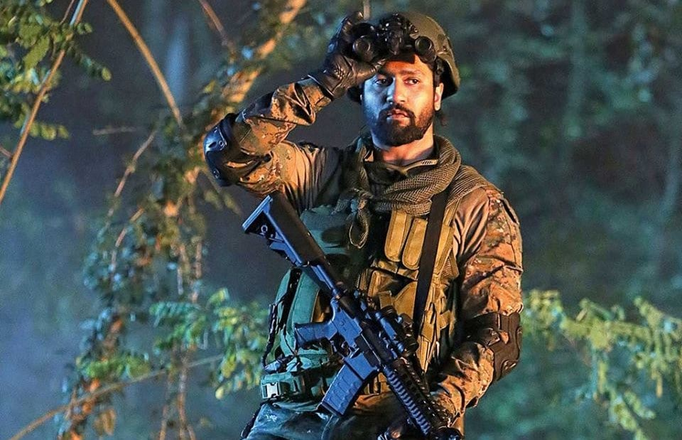 National Award for Best Director goes to Aditya Dhar for Uri.