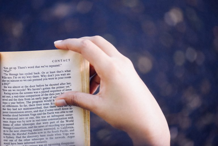 Should you leave a book unfinished?