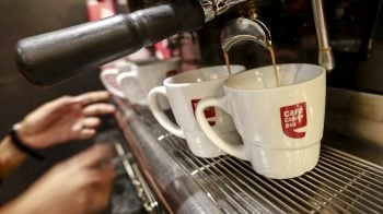Coffee Day Enterprises interim COO Nithin Bagamane resigns