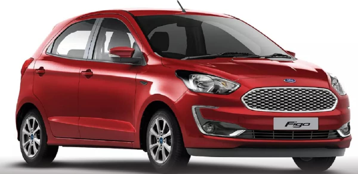 2: At second position is Ford Figo. The model saw over 38 percent decline in sales in August when it sold only 895 units in comparison to 1466 in July. (Image Source:  carwale.com)