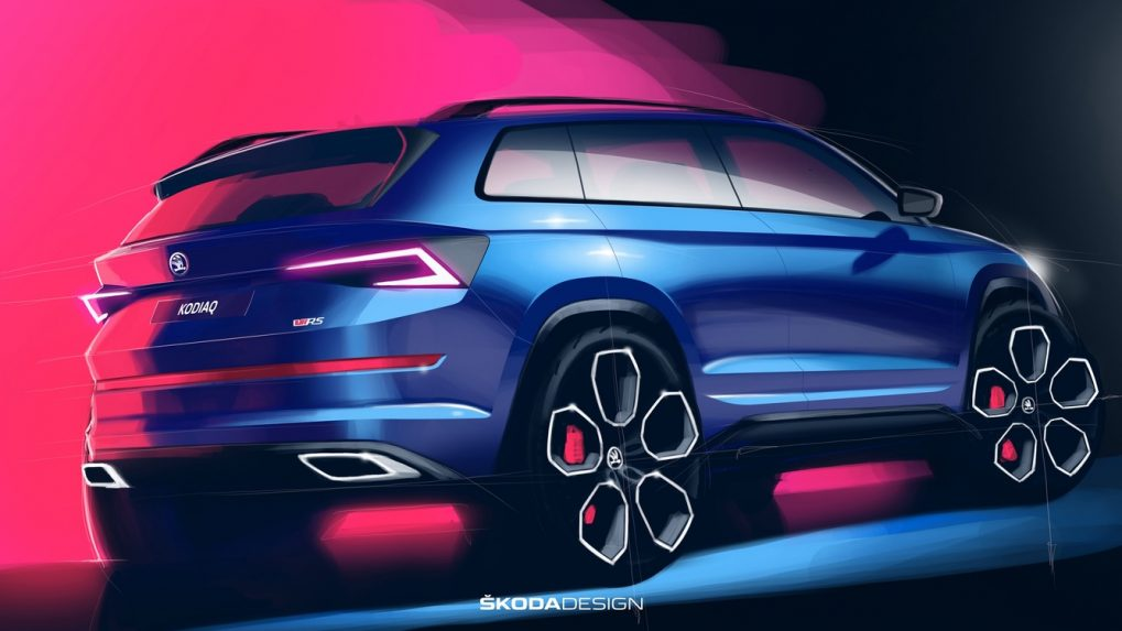 Overdrive: A look at Skoda's first SUV with the 'RS' badge — Kodiaq RS