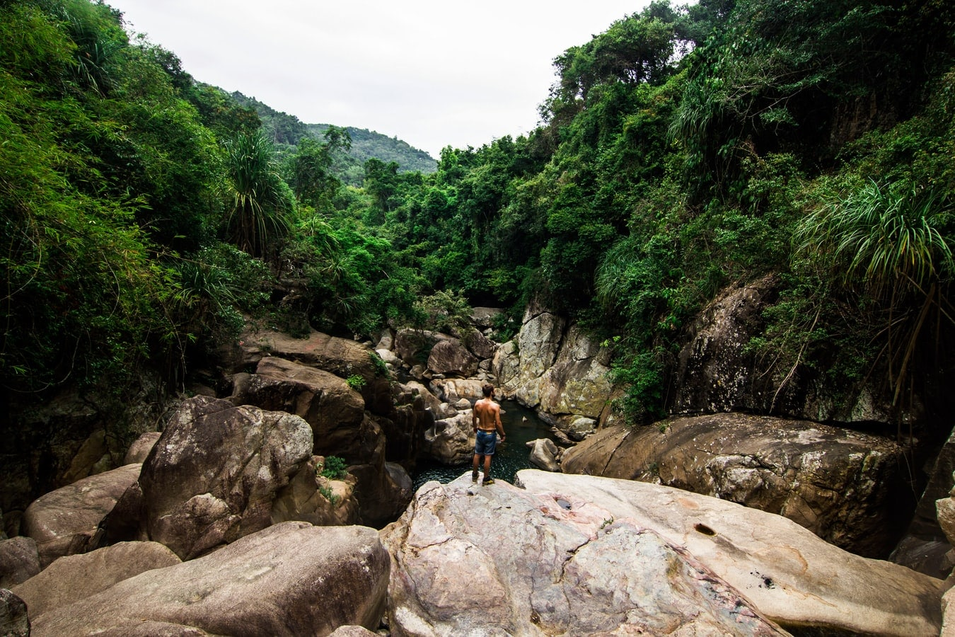#6 Central Vietnam: Vietnam's geographic heart is known for historic sights, cultural interest and its ravishing beaches. Phong Nha region has lately emerged as a must-visit destination among travellers. | Unsplash