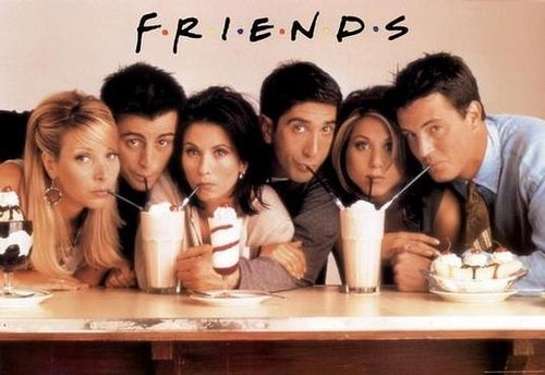 TV show 'Friends' is hitting theatres for its 25th anniversary