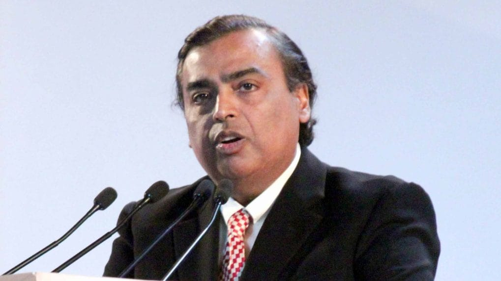 Mukesh Ambani on telecom and manufacturing sector at NK Singh's book launch -- Full transcript