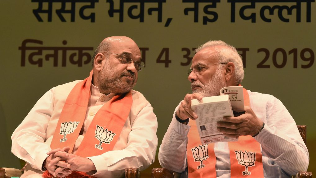 Assembly elections 2019: PM Modi, home minister Amit Shah to lead BJP campaign in Haryana, Maharashtra
