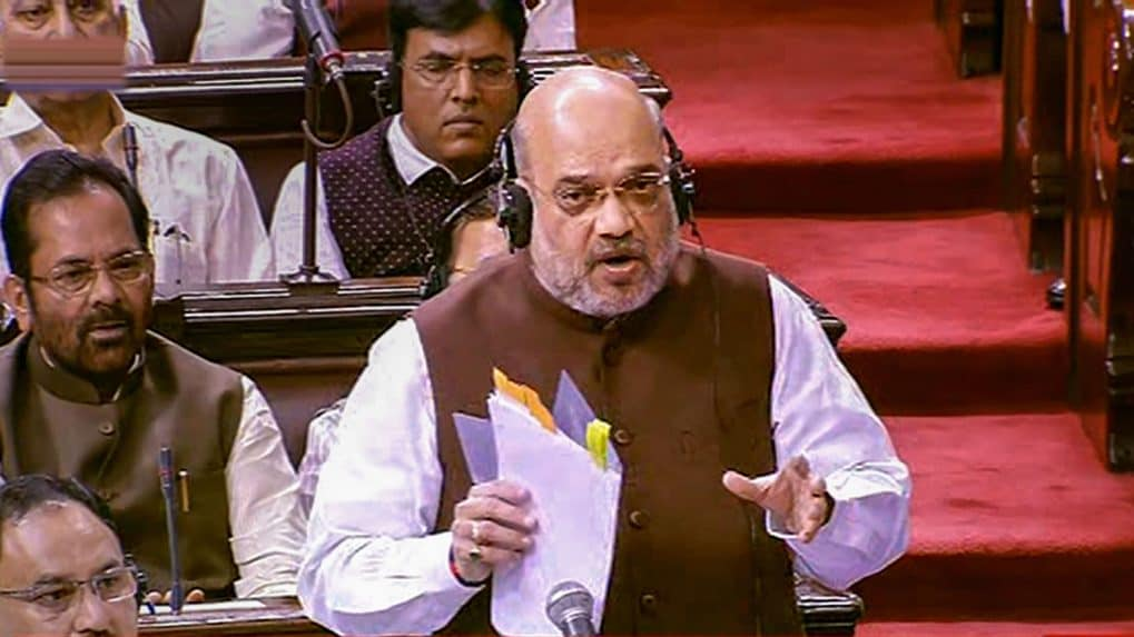NRC to apply nationwide, says Amit Shah