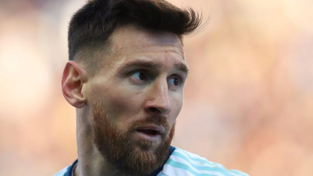 Argentina striker Lionel Messi to leave Barcelona due to financial constraint