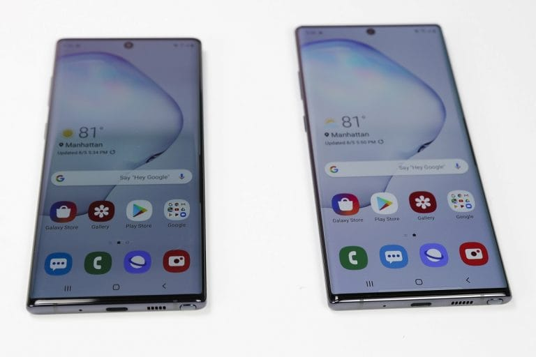Samsung announces deals on Galaxy Note10, S10 Series