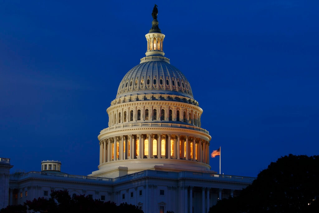 2. Washington DC: The capital city of the United States serves as the centre of power of the most powerful country in the world. (AP Photo/Carolyn Kaster, File)