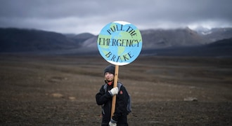 Earth's 'vital signs' slipping; tipping point of climate catastrophe almost here, warns latest study