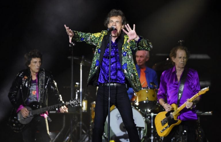 Rolling Stones get name on little Martian rock that rolled
