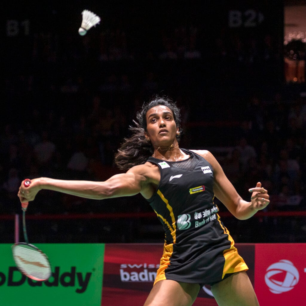Away from the court,Sindhuhas also struck gold — she was tied for 13th spot in Forbes' list of the highest-paid female athletes over the past year with $5.5 million in total earnings. (Image: AP)