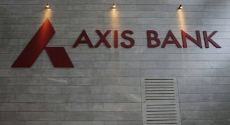 Axis Bank shares trade lower after RBI imposes penalty over KYC norms