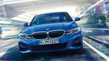 Overdrive: The first drive report of the BMW 3 series