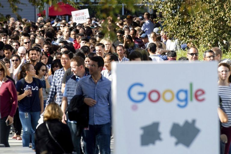 Big Tech employees are speaking out like never before
