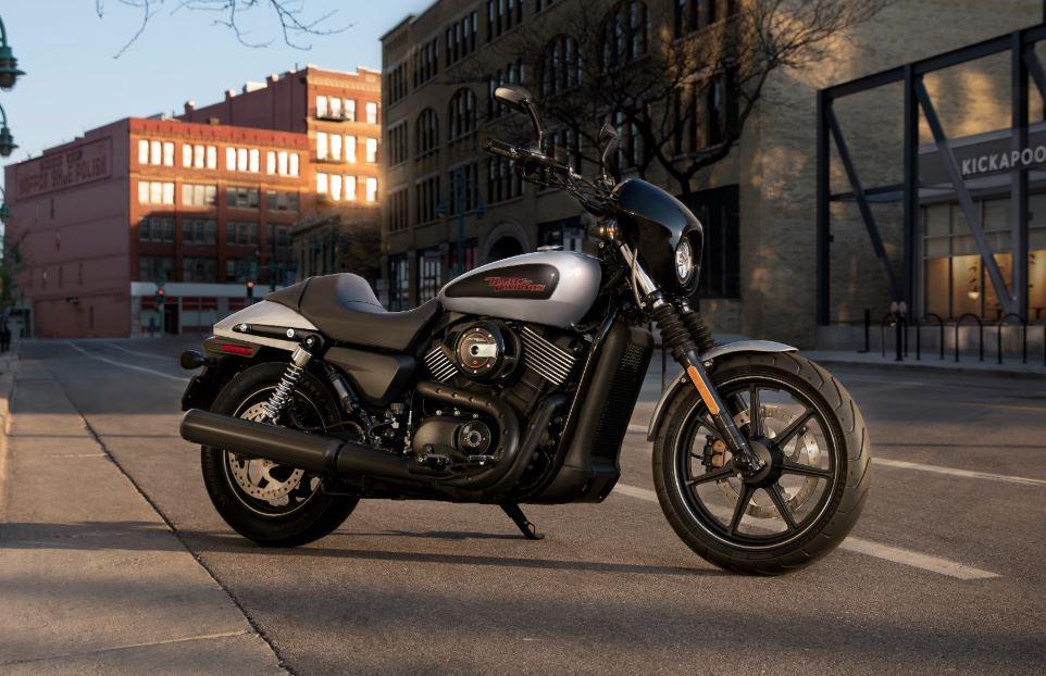 Harley-Davidson Street 750. (Source: Harley-Davidson)