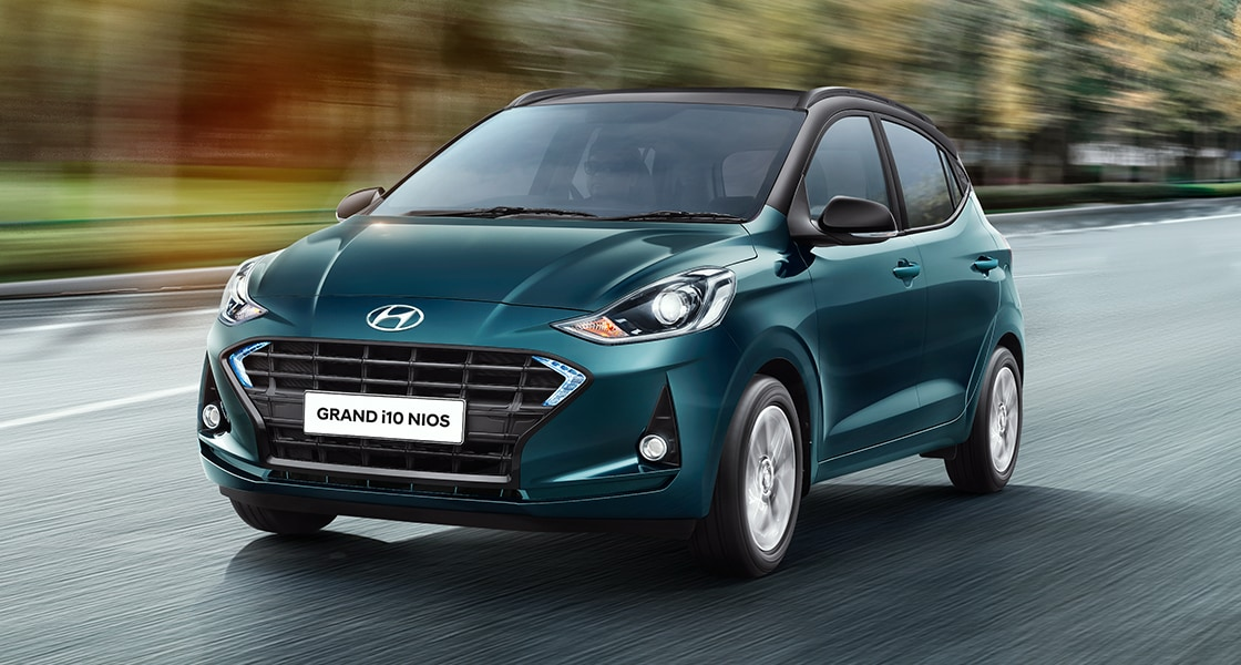 #6. Hyundai Grand i10 Nios. Units sold: 9,403 (Image: Hyundai)