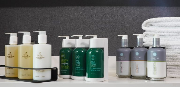 Marriott bans small single-use toiletry bottles to reduce plastic waste