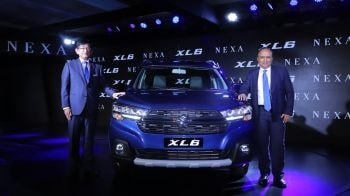 Maruti Suzuki launches XL6 starting at Rs 9.79 lakh