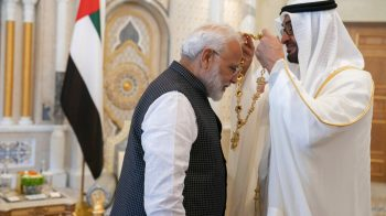 Pakistan senate chairman cancels UAE visit after PM Modi honoured by Gulf nation