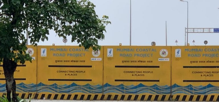 Mumbai's fishers relieved after courts pause the coastal road project