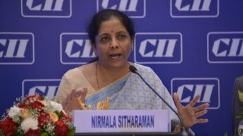 Finance Minister Nirmala Sitharaman seeks antitrust whip on global firms abusing dominance