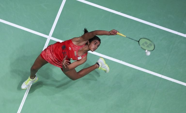 PV Sindhu creates history, becomes first Indian to win badminton world championship