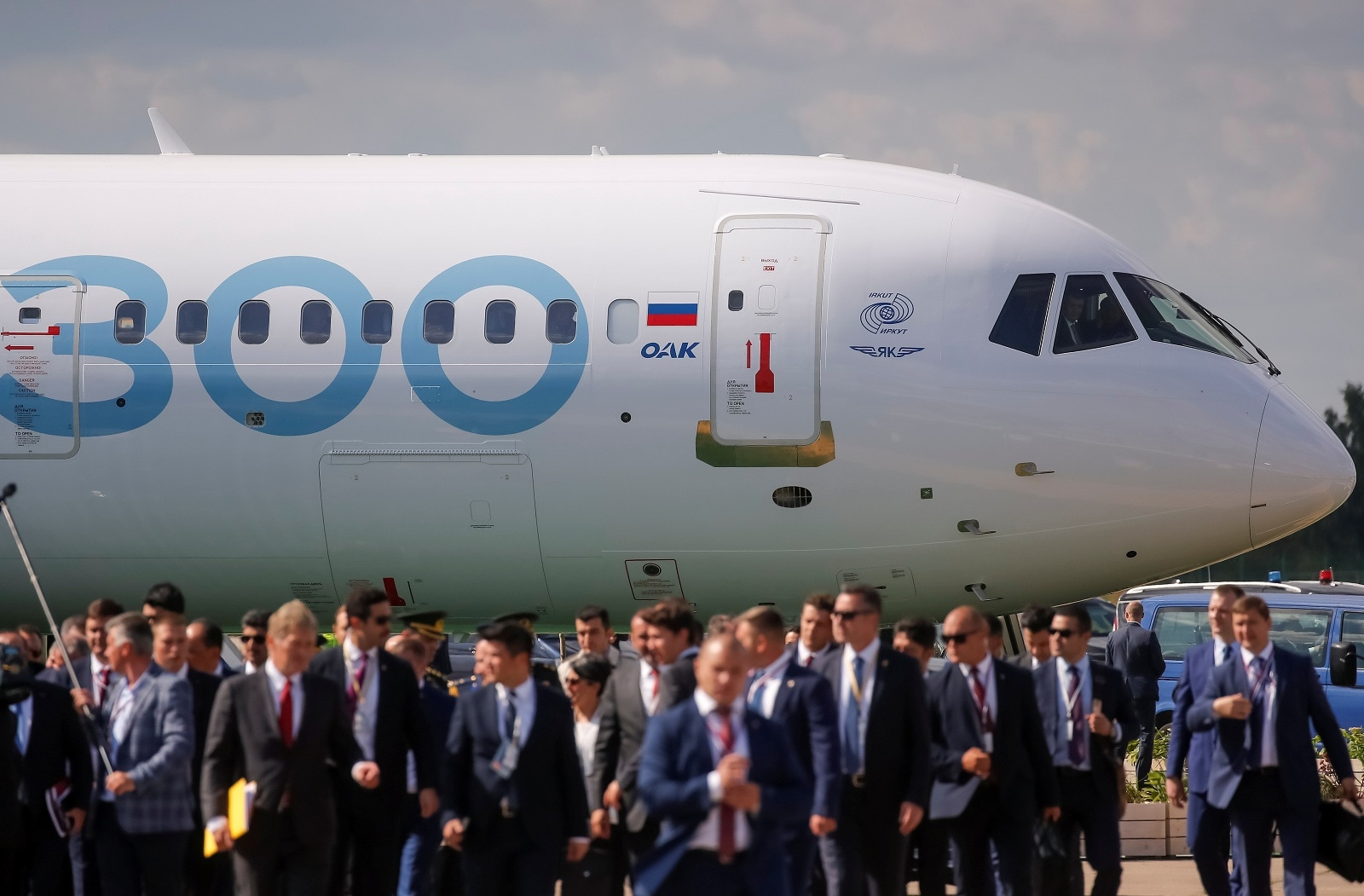 Though it was supposed to be put in service at the end of 2018, Rostec chief Sergei Chemezov said this year the first MC-21 planes will be delivered to Russian state-owned Aeroflot airline only in 2021. (Image: Reuters)