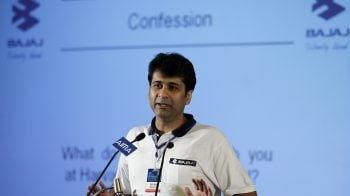 Rajiv Bajaj says festive season provided relief, but no sign of easing in slowdown