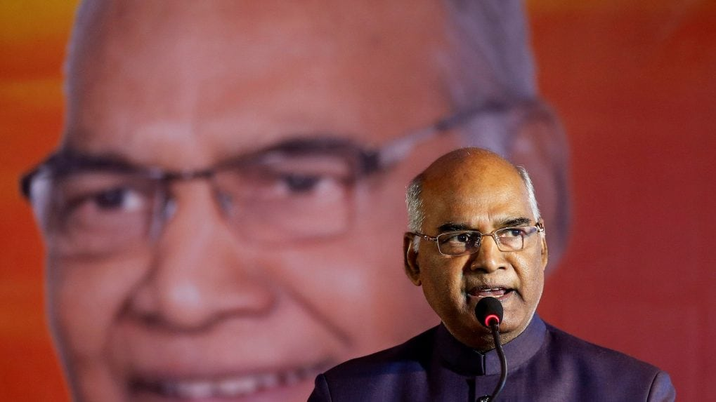 President Kovind rejected states' ordinances to suspend majority of labour laws, says trade union BMS