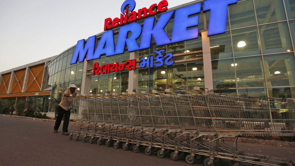 Why Retail stands out as a verticle for Reliance